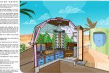 Geodesic / Green House