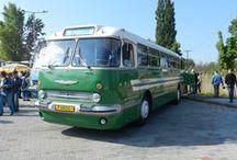 Autóbuszok. / Érdekes autóbuszokról (elsősorban a veterán, a nagyon régi járművekről...