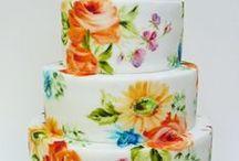Cake Brush  / by Angelina Shulman