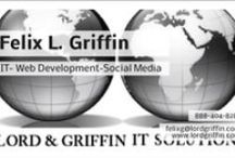 Lord & Griffin IT Solutions / Lord & Griffin IT Solutions is a full service, all-inclusive #IT and #WebSolutions Company. Offering  #ITServices #WebDesign #MobileDevelopment - #SocialMedia #InternetMarketing to Small Businesses, NonProfits and Entrepreneurs.  / by Felix L. Griffin
