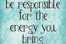 Everything is energy! / Everything is energy! http://gezonddineren.wordpress.com/2013/03/19/everything-is-energy/