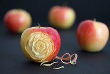 Appels / #Appels, ik heb er heel veel van in de tuin. Kijk hier voor mijn favoriete appeltaart recept: http://www.gezonddineren.nl/recepten/appelkruimeltaart