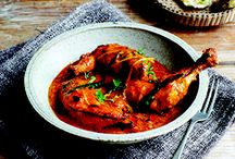 Indian Recipes / Our favourite Indian food recipes - including south indian curries and wonderful north Indian recipes
