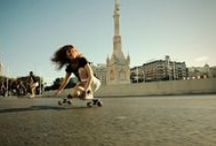 Editorial Skater Girl