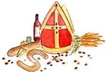 Sinterklaas / Ben jij al klaar voor het heerlijk avondje? http://gezonddineren.wordpress.com/2013/12/03/sinterklaas/