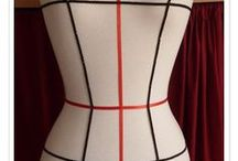 SEWing custom dress form and basic pattern