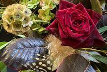 Autumn Wedding Flowers / Autumn wedding flowers by The Wilde Bunch