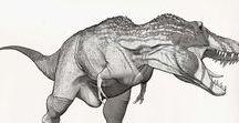 { Dinosaurs }