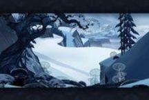 { The Banner Saga : Game Art }