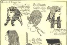 TRADITIONAL MILLINERY and historical hedpieces