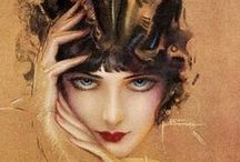 Rolf Armstrong / by Barbara Marks