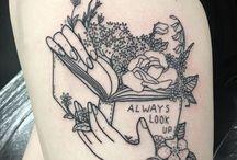 Tatuajes ( ・ิω・ิ)
