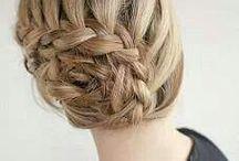Peinados imposibles para mi ಥ◡ಥ