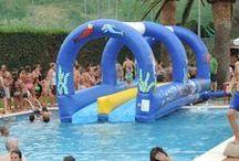 Actividades / Actividades para niños y adultos en nuestro camping
