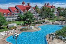 The Grand Floridian Resort