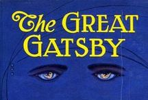 Books / Favorite book: The Great Gatsby