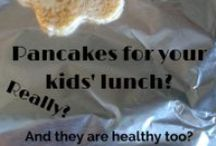 Lunch & snacks / Healthy but fun and delicious lunch ideas because we all need them at some point :)