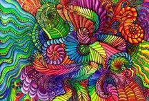 Doodle colore
