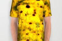 society6 yellow