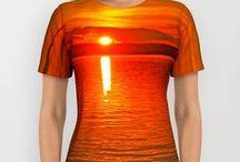 society6 orange