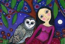 Dreams / Illustrations,fantasy,fairy tales