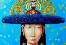 Zayasaikhan Sambuu / Art,illustrations