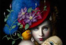 Chie Yoshii / Art,paintings