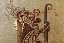 Boris Indrikov / Art,illustrations
