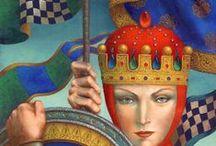 Sergey Ivchenko / Art,illustrations,fantasy