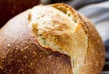 Cooking FERMENTING sourdough bread