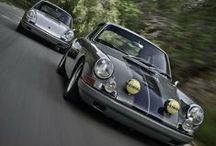 PRSCH / Porsche 911 targa carrera