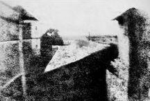 prvá fotografia/dagerotypia/kyanotypia 1826