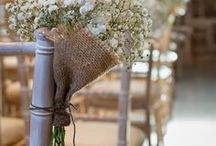 """Aisle Flowers / Walking down a beautifully decorated aisle is a memorable part of a Bride's Big Day. Here are some Wilde Bunch ideas for indoor & outdoor aisle flowers. ALL IMAGES ARE OF WILDE BUNCH DESIGNS. WE DON""""T PIN OTHER PEOPLE""""S WORK"""