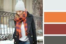 Ropa: combinar formas, colores
