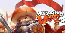 Mushroom Wars 2 / This is a great game I was working on. https://mushroomwars2.com