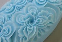 CArving soap