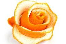 CArving orange