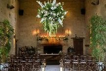 Cripps Barn | Wedding Flowers / Cripps Barn is one of the best Traditional Stone Barn  wedding venues in The Cotswolds. It's a venue we love working at. Here are examples of our floral designs at the venue. ALL IMAGES ARE OF WILDE BUNCH DESIGNS, WE DO NOT PIN OTHER PEOPLE'S WORK