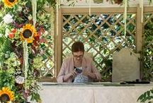 Maunsel House | Wedding Flowers / Maunsel House is one of our favourite venues for outdoor summer weddings. The seated pergola is perfect for our 'Natural Style' of designs. ALL IMAGES ARE OUR DESIGNS, WE DO NOT PIN OTHER PEOPLE'S WORK!!