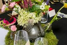The Clifton Club | Wedding Flowers / The Clifton Club is a popular central Bristol wedding venue and The Wilde Bunch are the recommended florists. ALL IMAGES ARE OF WILDE BUNCH WORK, WE DO NOT PIN OTHER FLORISTS WORK!!