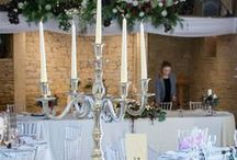 The Great Tythe Barn, Tetbury / A beautifully restored Cotswold Stone Barn close to the town of Tetbury. ALL IMAGES ARE OF OUR WORK AT THE VENUE, WE DO NOT PIN RANDOM IMAGES