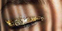 Shimmer / Shimmer-me glam. For all the glam-squad ladies. ♡