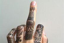 Ink in Tattoo / Tattoo ideas