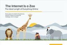 Copywriting and Web Writing / Infographics and ideas about copywriting and web writing