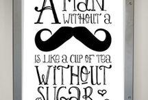 •MUSTACHE• / Loving Mustache