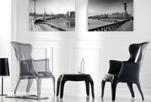 Just the Pasha Chair! / a collection of images of the Pasha chair collection. Everything is available in our Brooklyn showroom