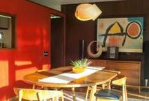 Eichler Wall Coverings and Treatments
