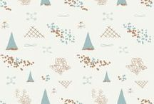 Family Reunion :: Juju Papers / Family Reunion Wallpaper by Juju Papers