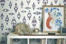 Indian Summer :: Juju Papers / Indian Summer Wallpaper by Juju Papers
