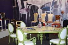 Architectural Digest Home Show 2014 / Trade show at Pier 94 NYC